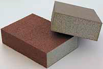 Flexifoam Block РF/Red Block РF