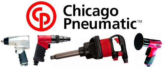 chicago pneumatic пневмоинструменты